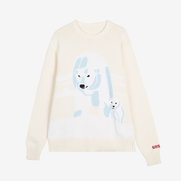 Polar Knitted Crewneck