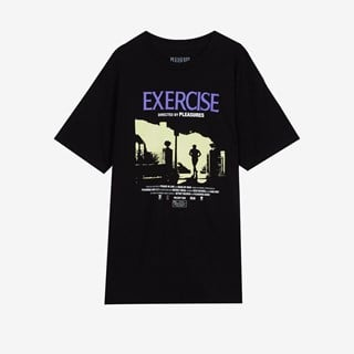Pleasures Exercise T-Shirt