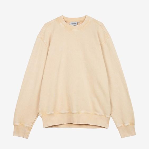 Mosby Script Sweatshirt - Carhartt Wip - Modalova