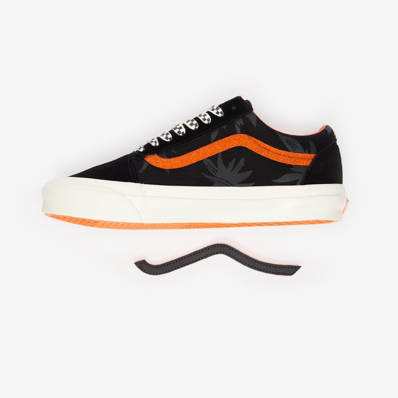 Vans UA OG Old Skool LX x Porter - Vn0a4p3xxg5 - SNS | sneakers ...