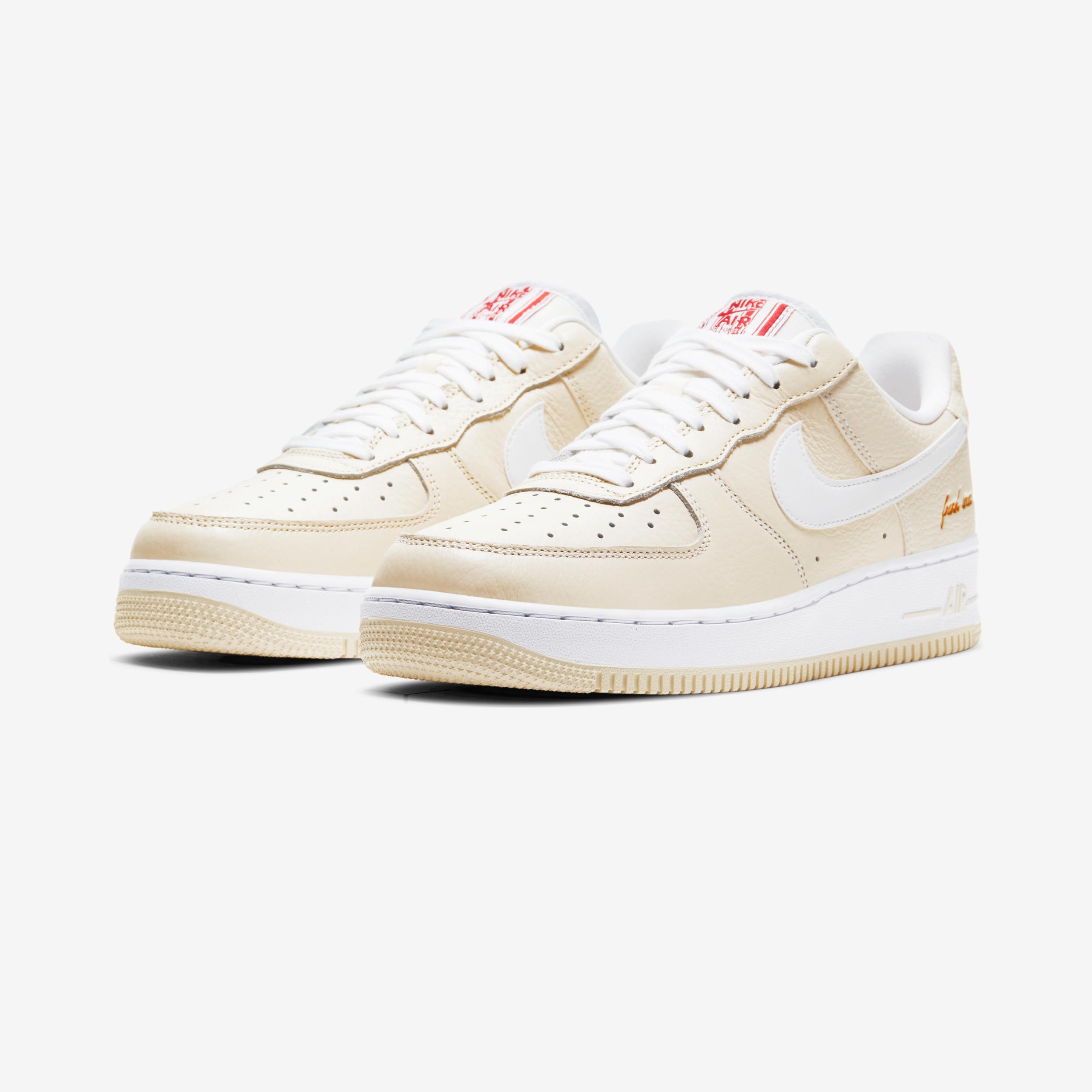 Nike Air Force 1 '07 Prm Emb - Cw2919-100 - SNS | sneakers ...