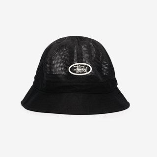 Stussy Mesh Crown Bell Bucket Hat