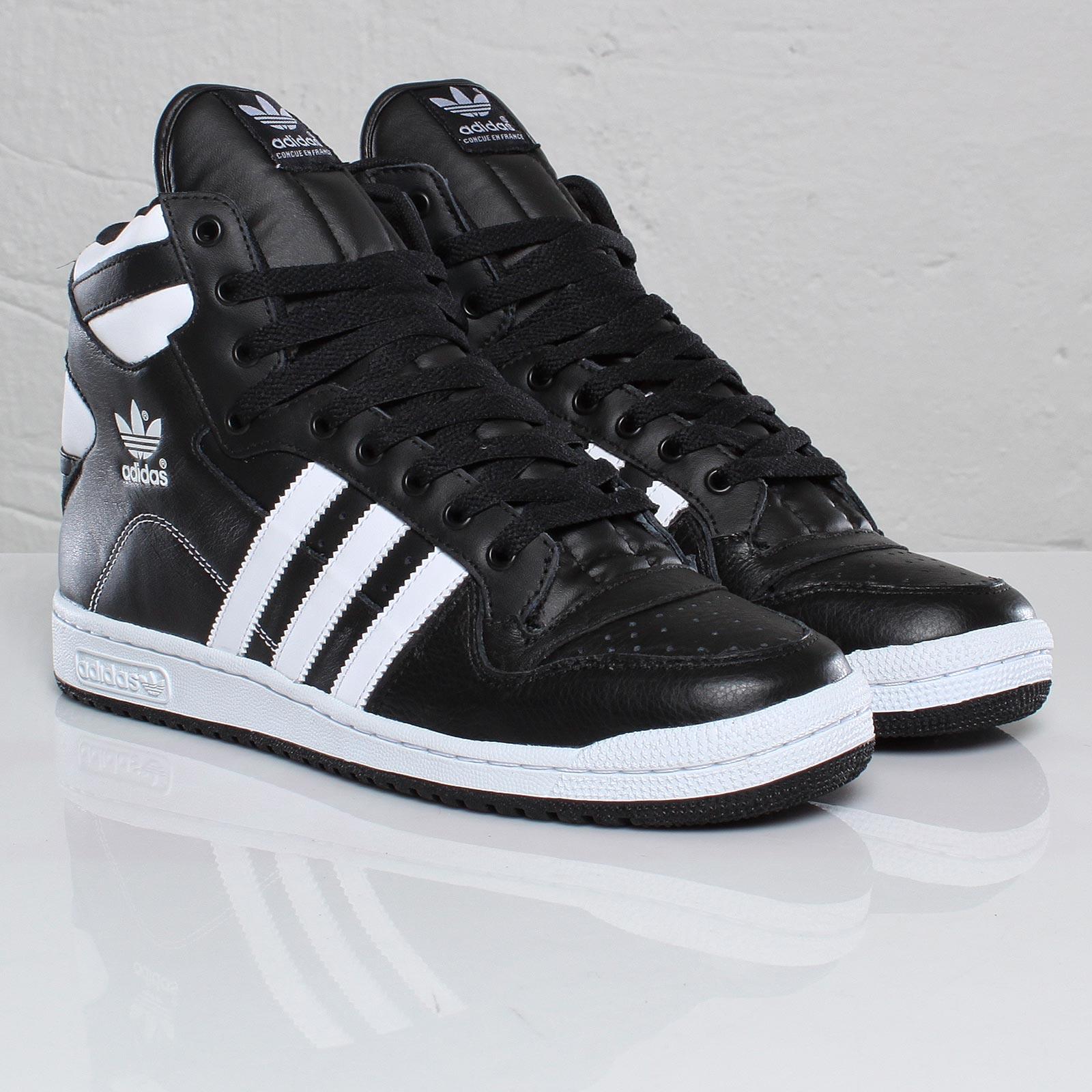wholesale dealer b7f10 41b45 adidas Decade OG Mid chaussures blanc rouge bleu