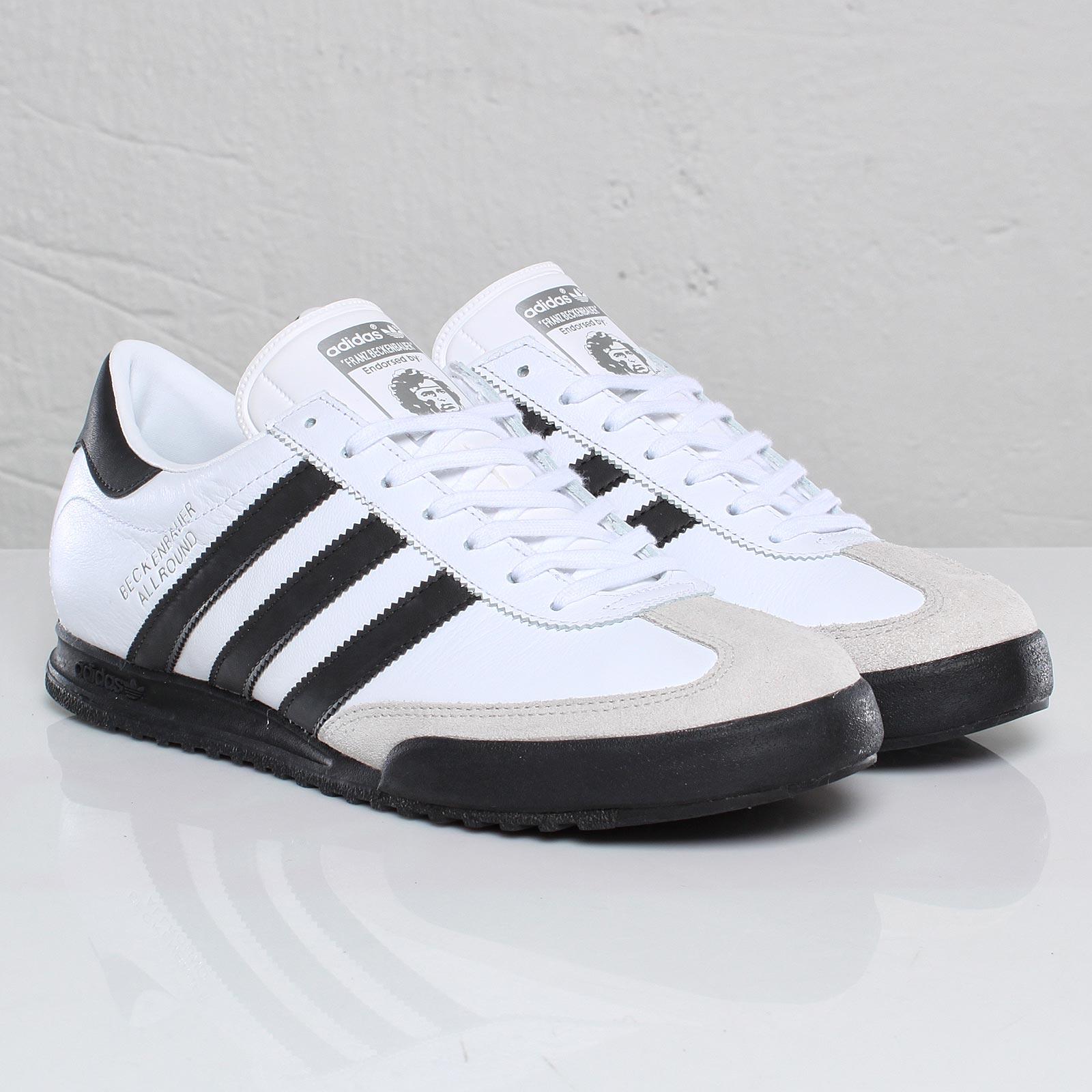 Adidas Beckenbauer Allround 43 weiß