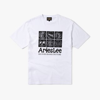 Aries Coin Tee x Lee