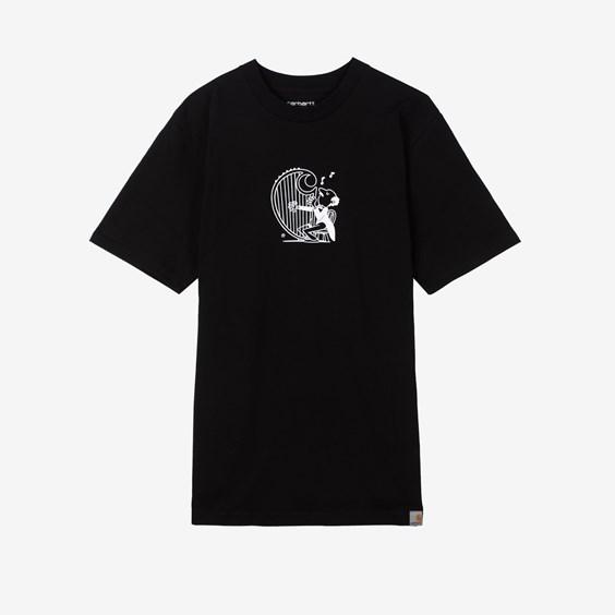 Short-sleeve Harp T-shirt - Carhartt Wip - Modalova