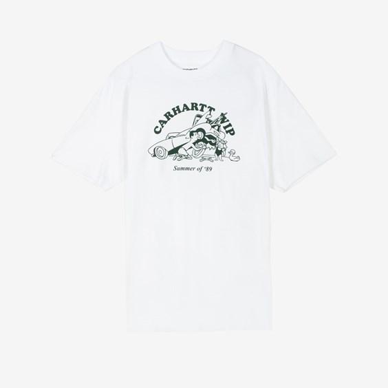 Short-sleeve Flat Tire T-shirt - Carhartt Wip - Modalova