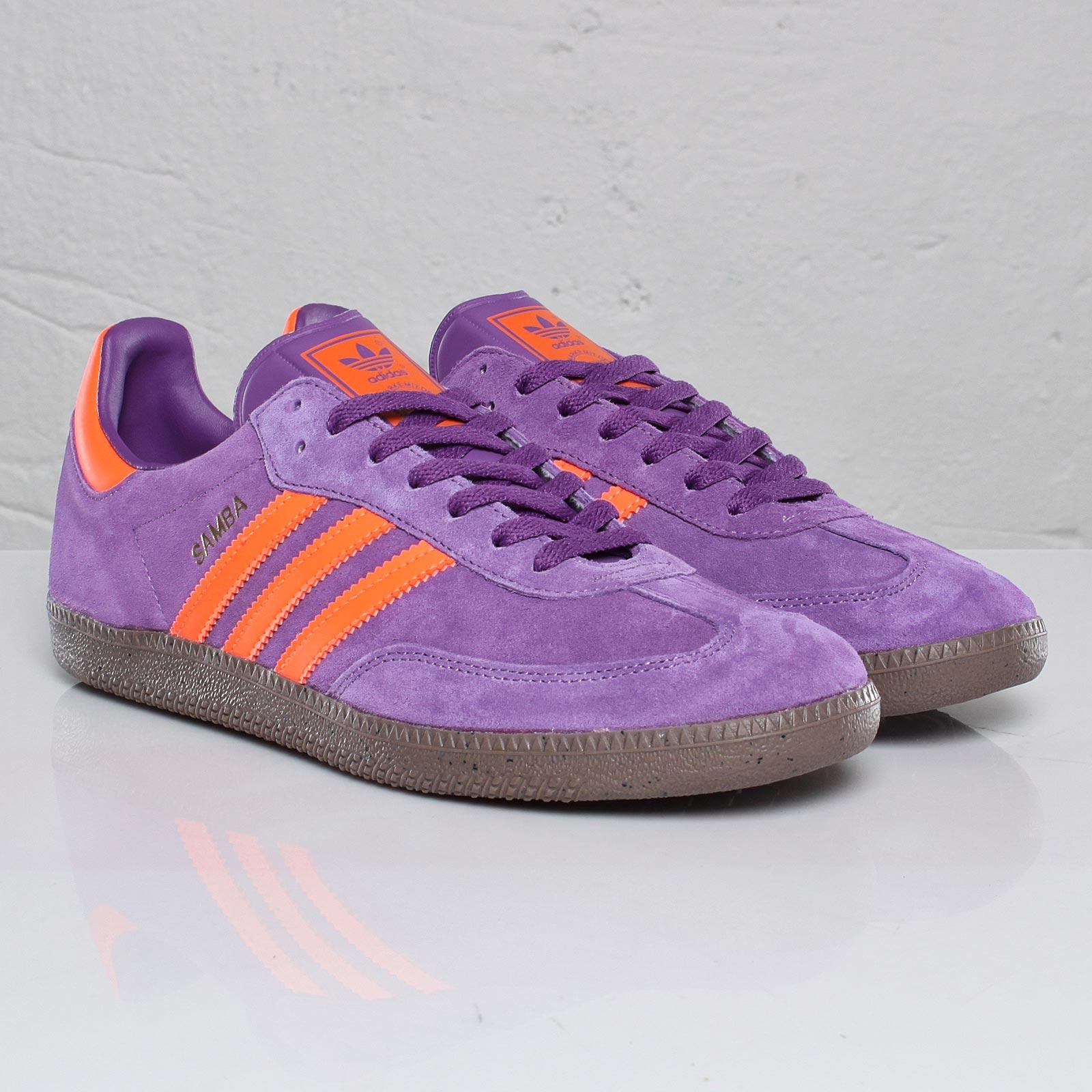 adidas Samba - 101420 - Sneakersnstuff