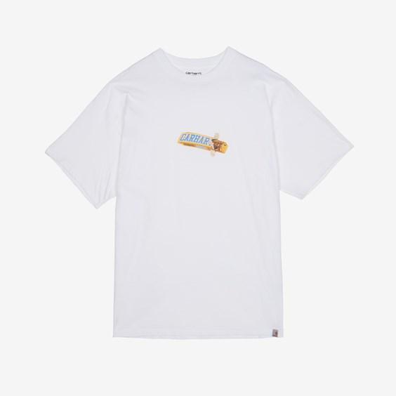 Short Sleeve Chocolate Bar T-shirt - Carhartt Wip - Modalova