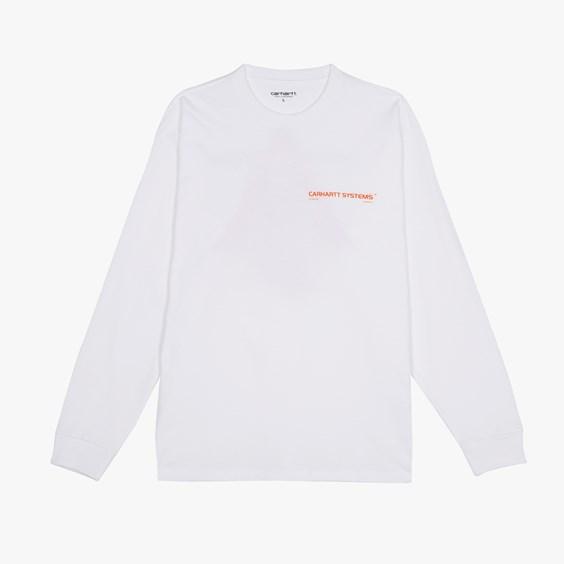 Long Sleeve Pyramid T-shirt - Carhartt Wip - Modalova