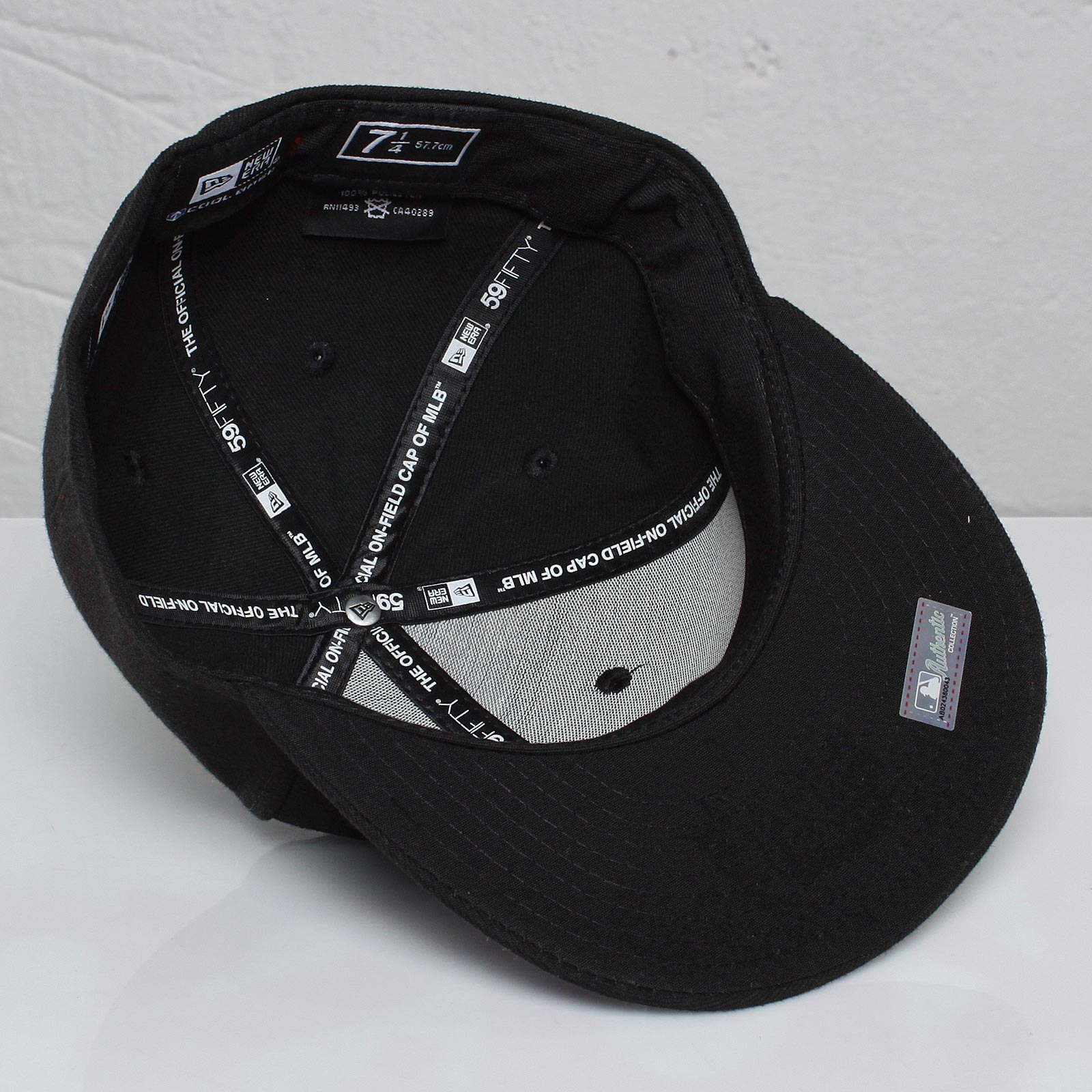 d0cac23650451 New Era Authentic Chicago White Sox Cap - CHIWHIGM - Sneakersnstuff ...