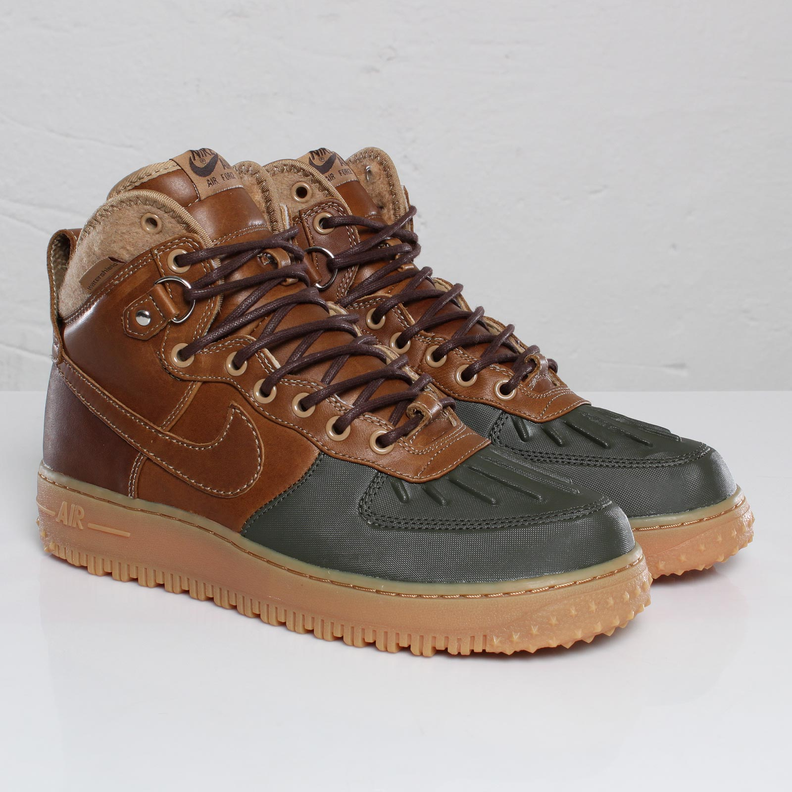 info for af5e2 bb6e8 Nike Air Force 1 Duckboot