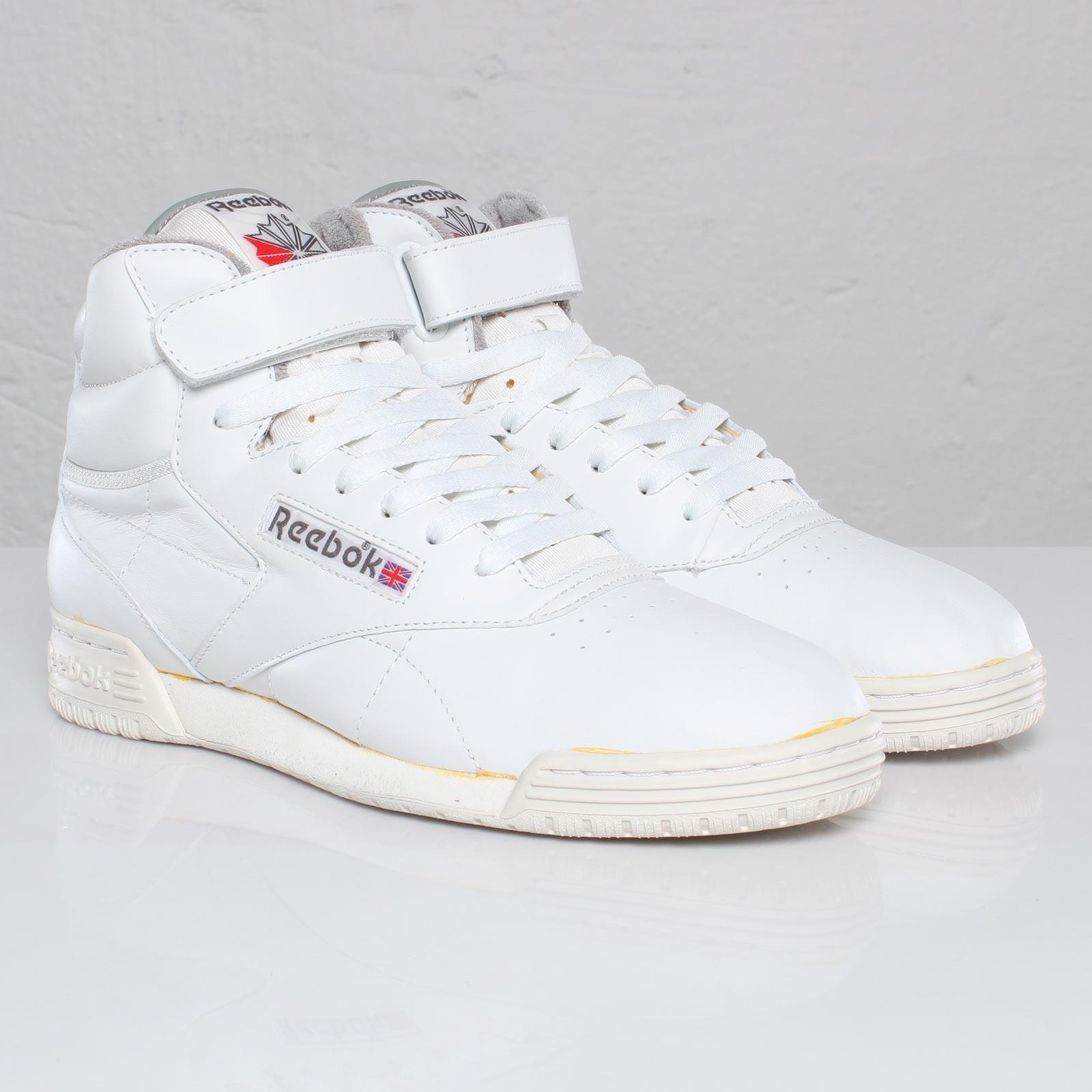 8d2bf3d6e09 Reebok Ex-O-Fit Clean Hi Vintage - 102573 - Sneakersnstuff ...