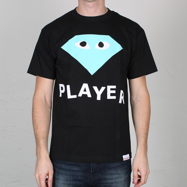 Diamond Supply Co. Player Tee