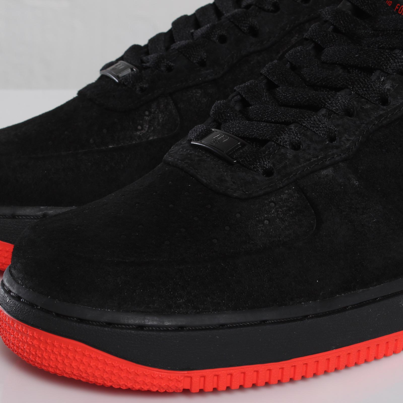Nike Prm Suede 1 Force Black Orange Czech 16e58 Air Vt F1ea8 Low pUMVqSz