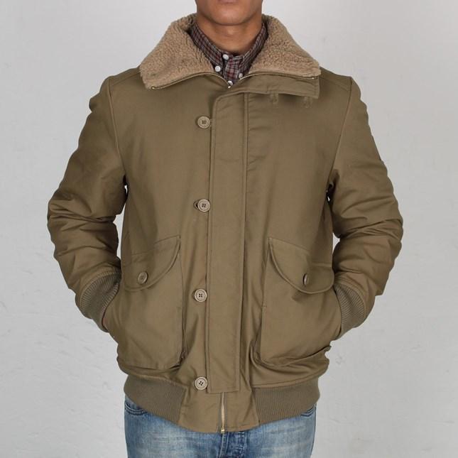 WeSC Leopoldo Padded Jacket