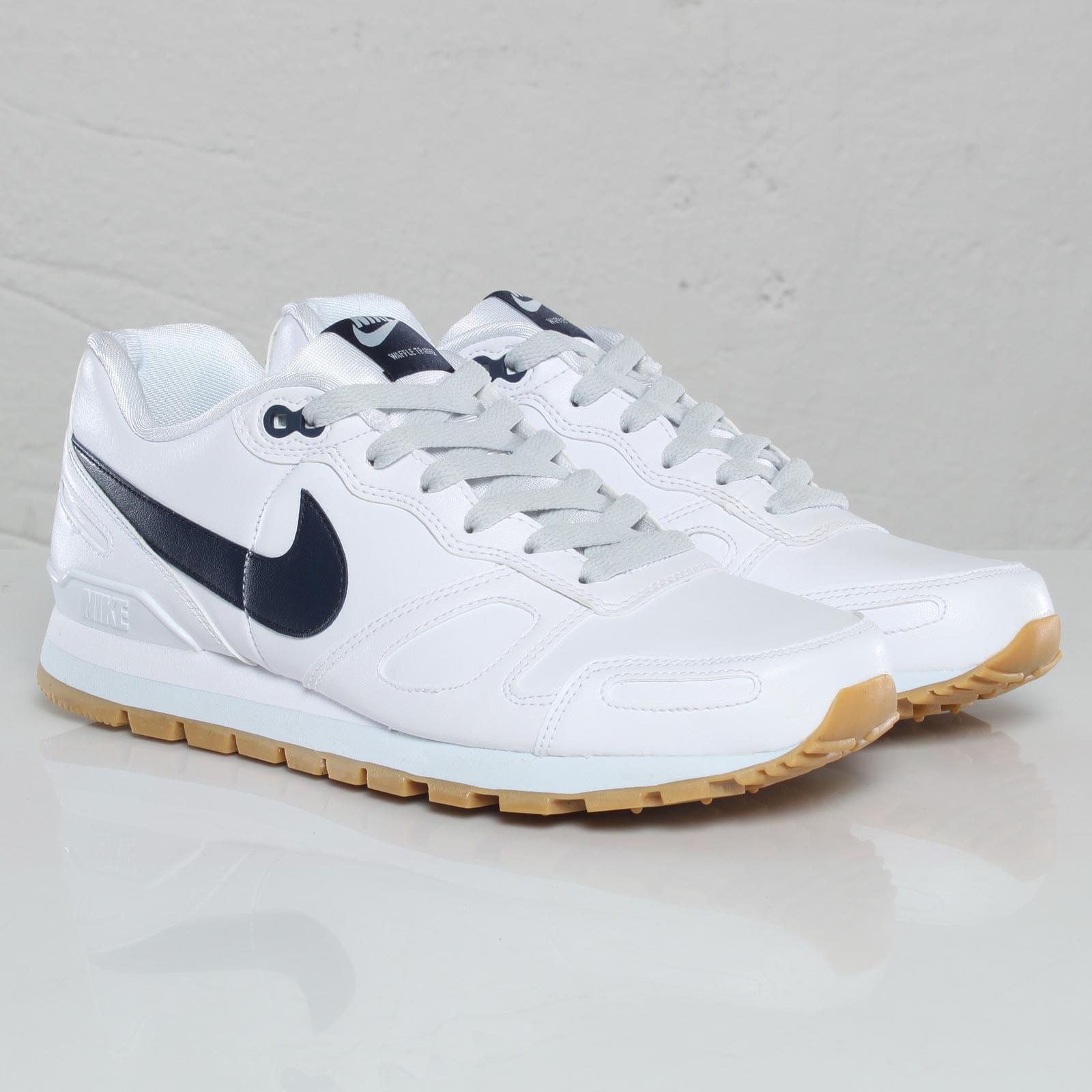 vegetariano retirarse Sinceridad  Nike Air Waffle Trainer Leather - 108936 - Sneakersnstuff   sneakers &  streetwear online since 1999