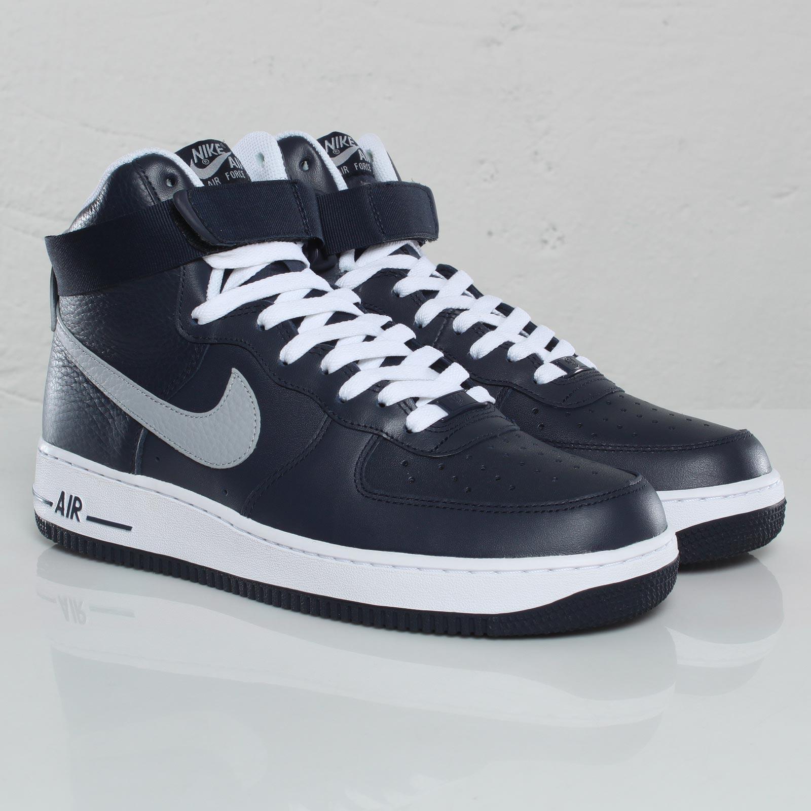 Nike Air Force 1 High '07 White 6