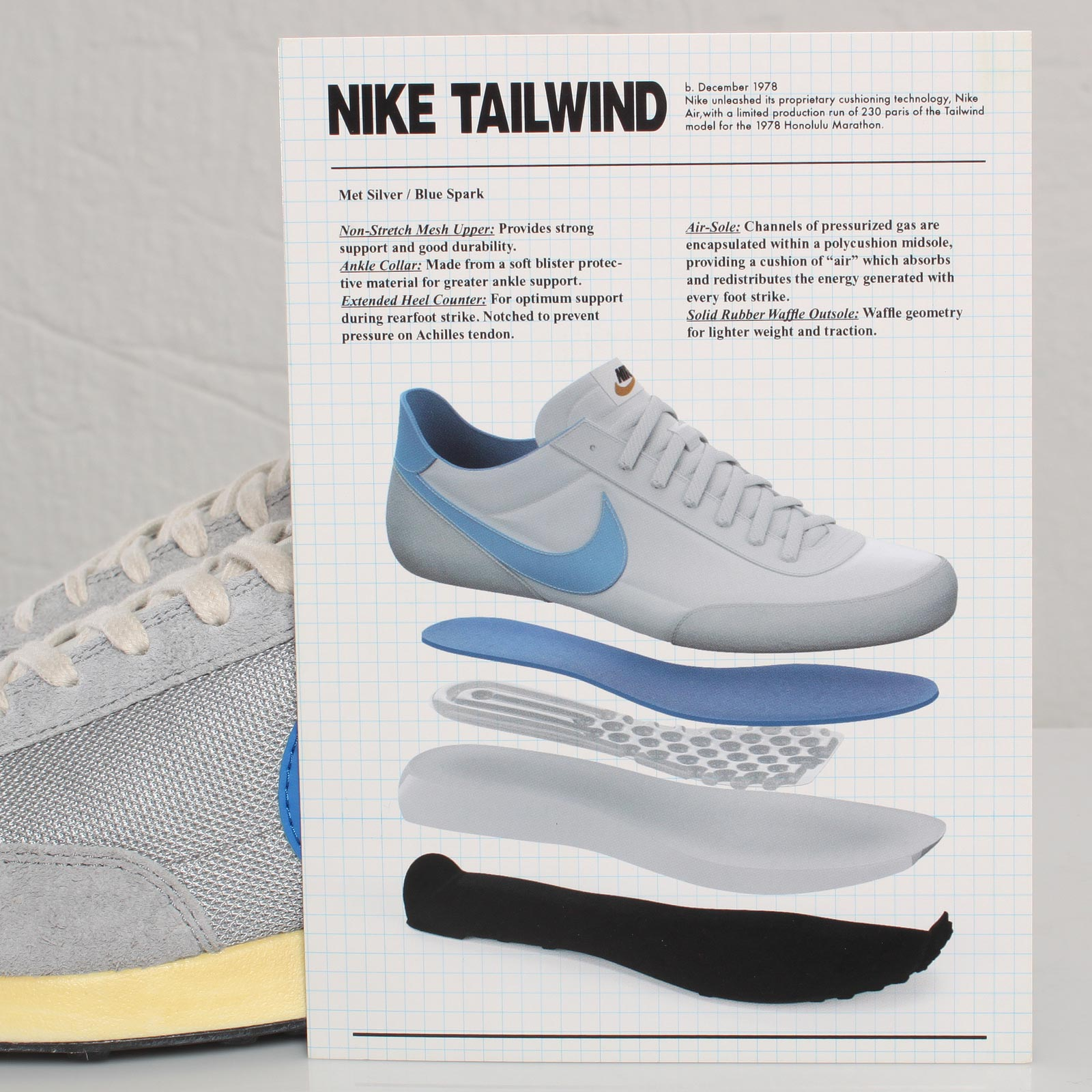 new style 53090 e32c7 ... Nike Air Tailwind Vintage QS