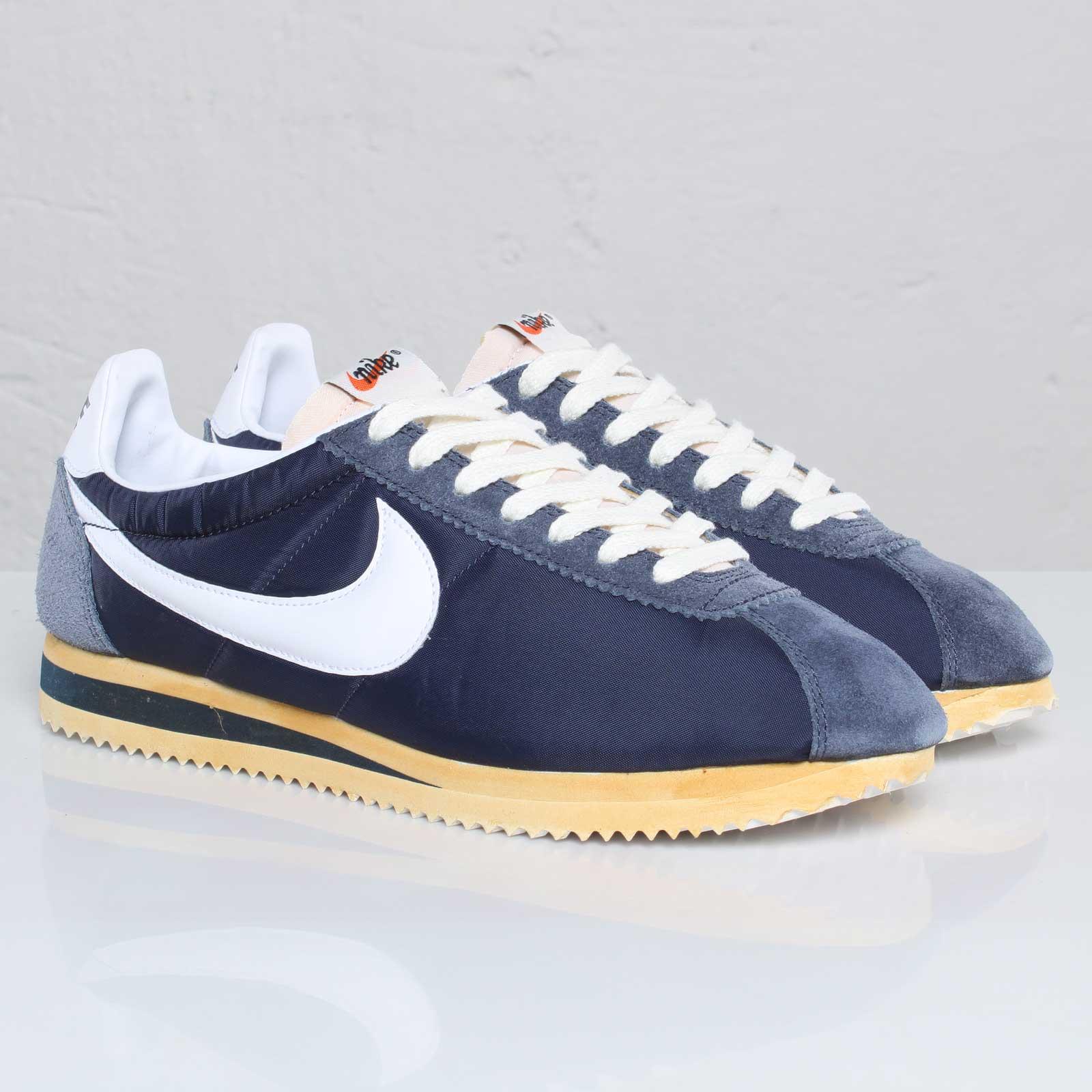 sale retailer 0e603 b29ad Nike Cortez Classic OG Nylon QS - 109175 - Sneakersnstuff ...