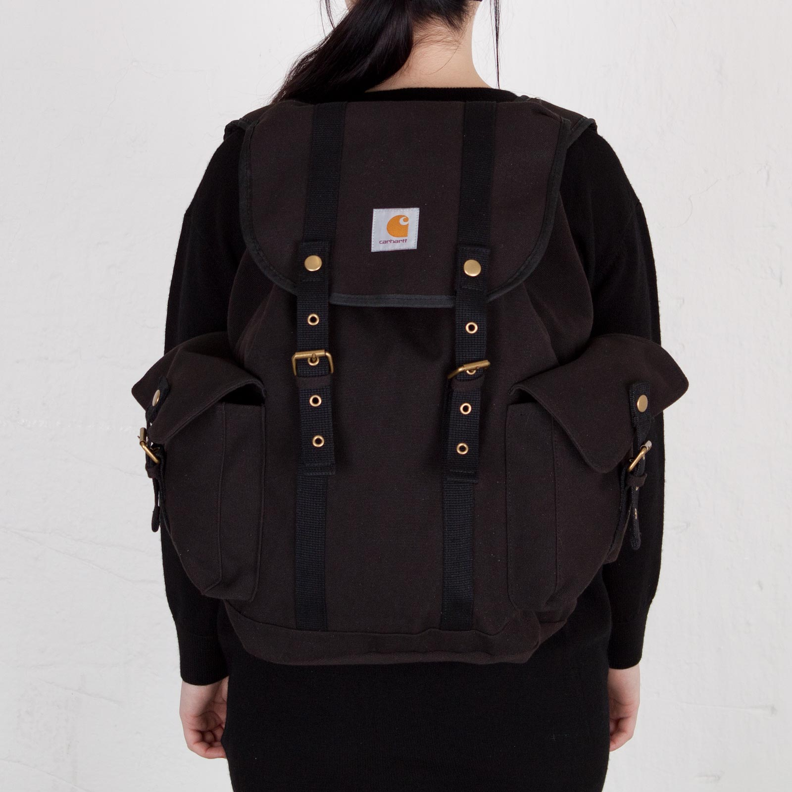 Carhartt WIP Tramp Backpack - I012404.89.00.06 - Sneakersnstuff ...