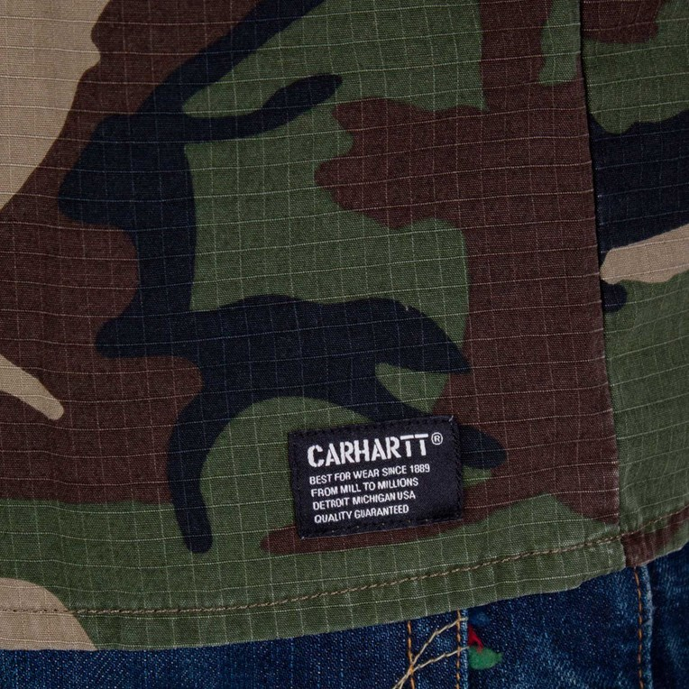 Carhartt L/S Mission Shirt - 7