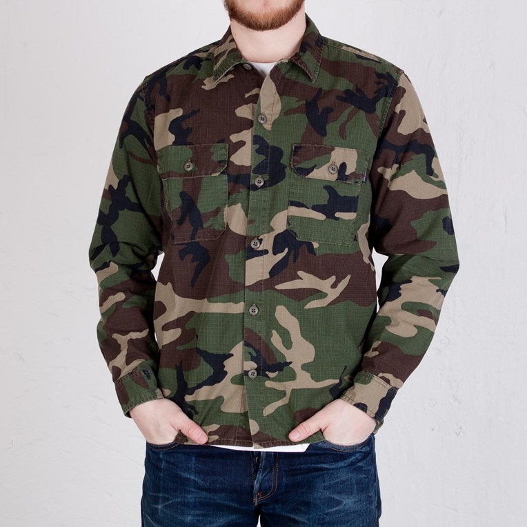 Carhartt L/S Mission Shirt - 8