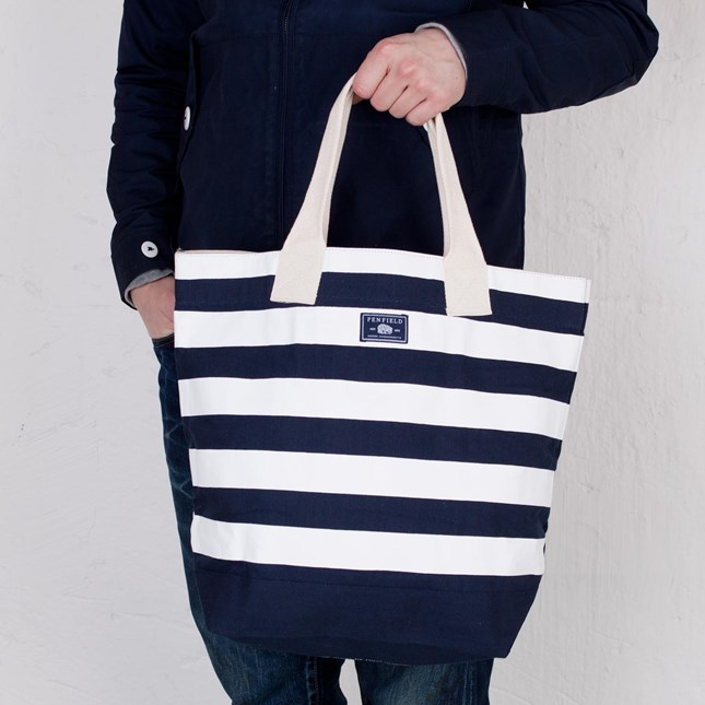 Penfield Printed Tote Bag