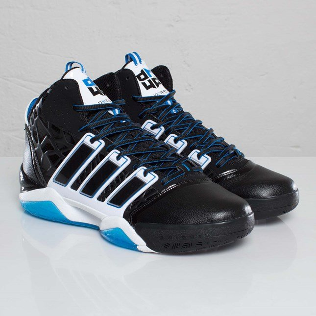 outlet store ef1d4 0a44e ... WhiteBright Blue – Now Available low priced df616 e78ed adidas  adiPower Howard 2 ...