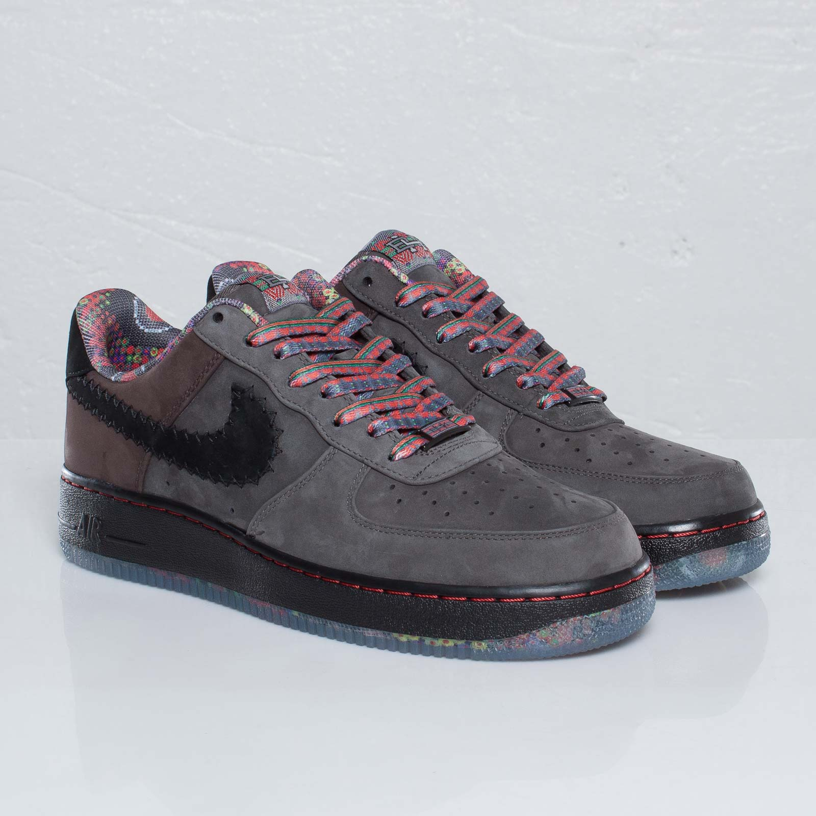 Nike Air Force 1 Premium BHM 109714 Sneakersnstuff