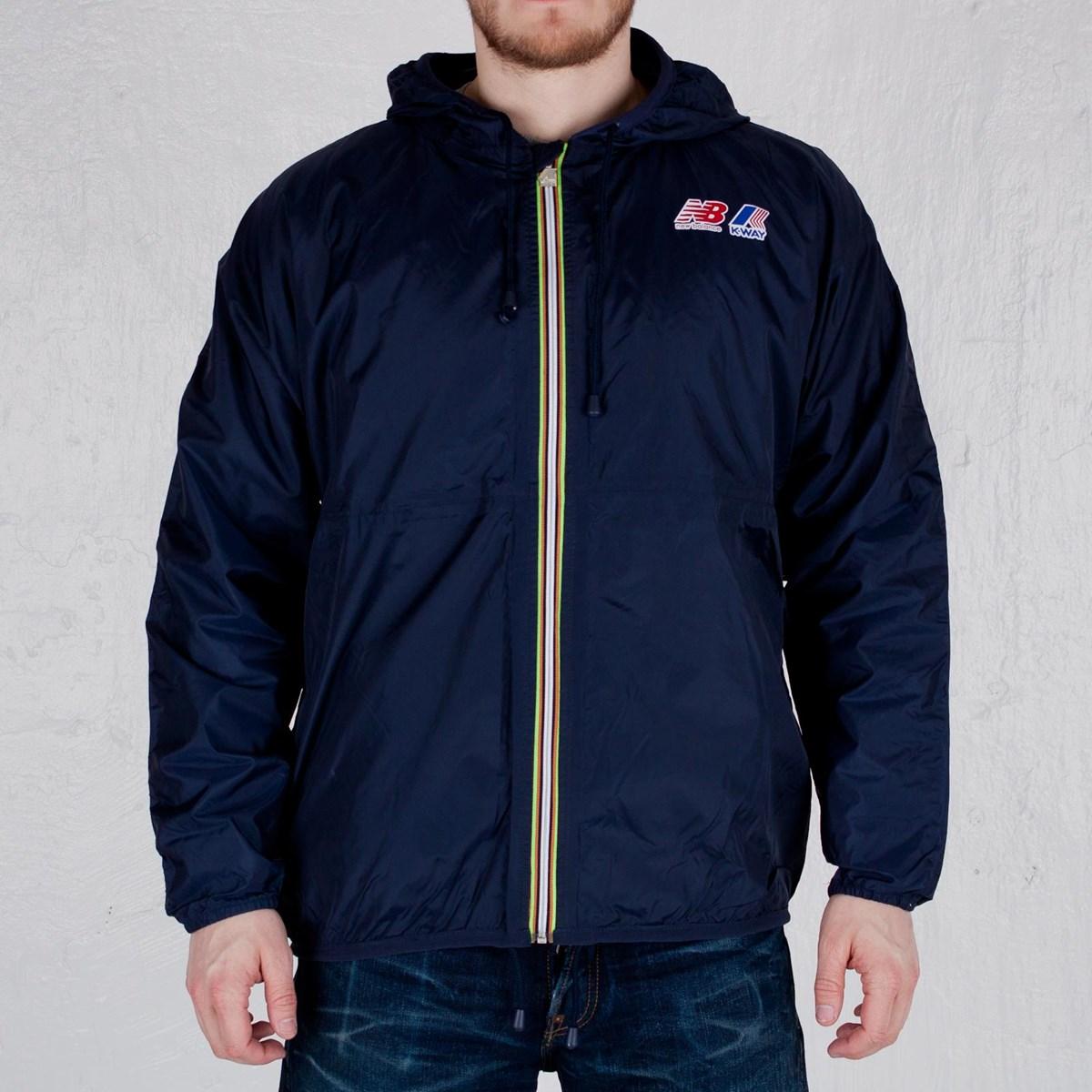 New Balance K-Way Jacket - 109791 - SNS | sneakers & streetwear online since 1999