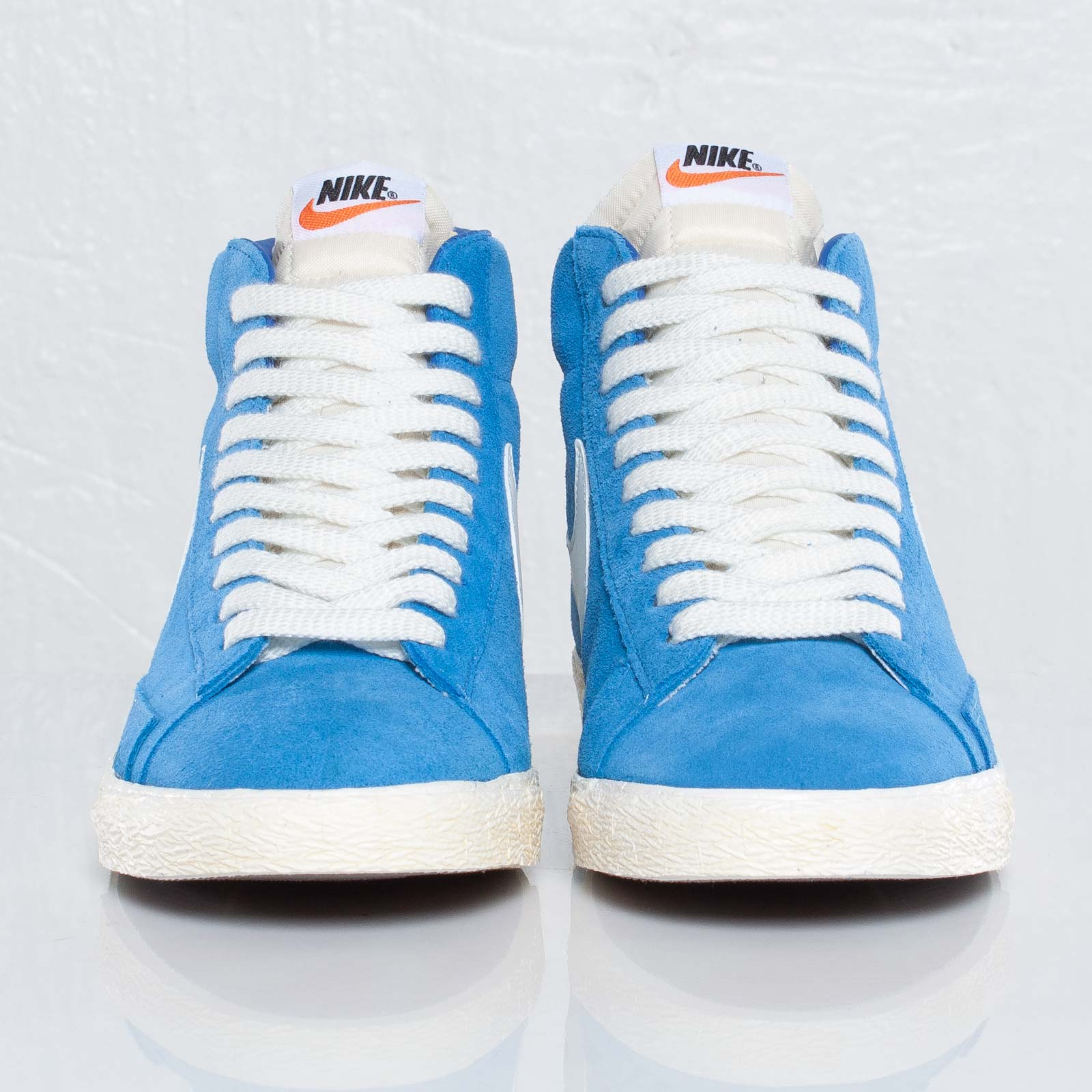 size 40 4a9f0 cfe1a ... Italy Blue Varsity Royal ... Nike Blazer Hi Suede Vintage Nike Blazer Hi  Suede Vintage .