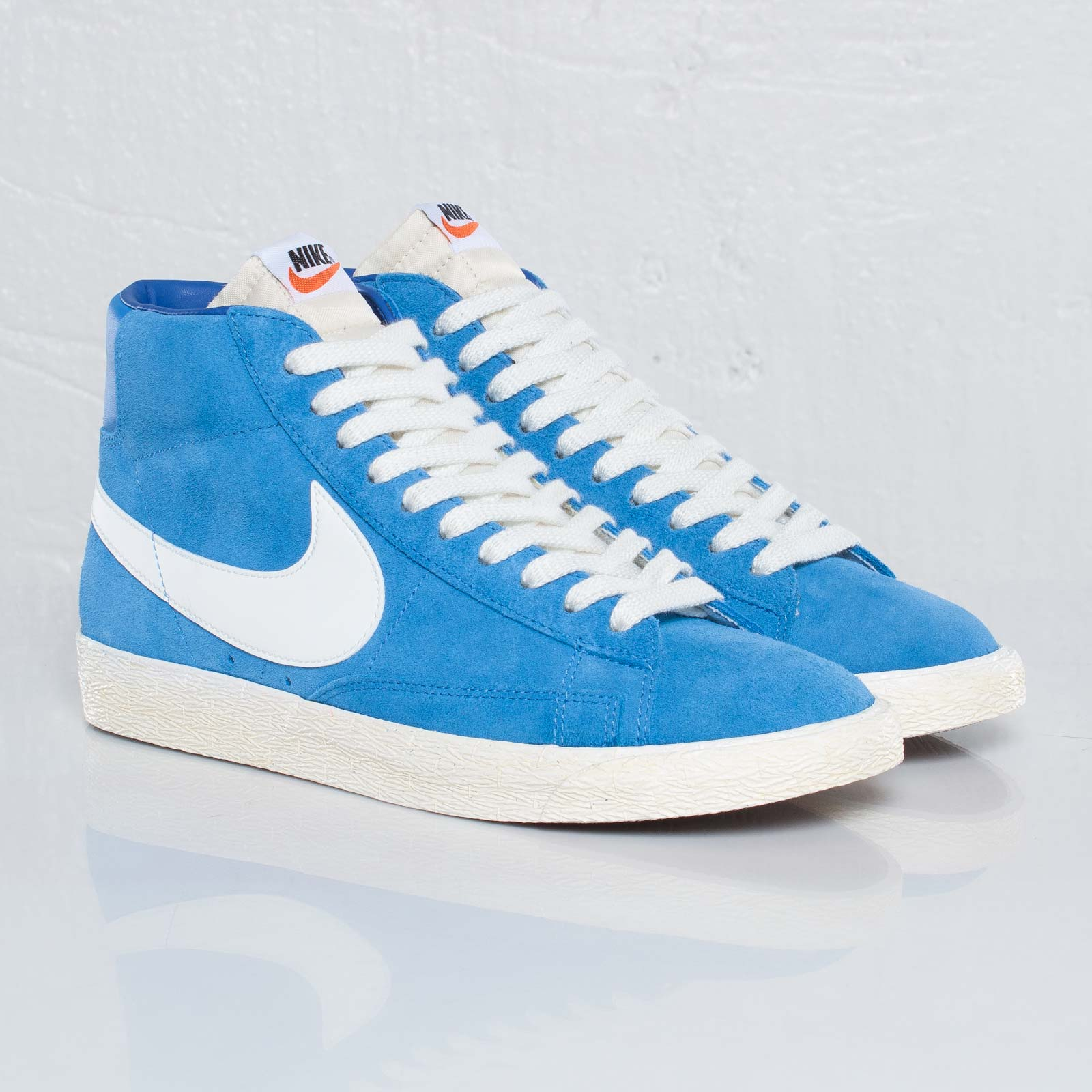 size 40 2397a 4171d Nike Blazer Hi Suede Vintage - 110107 - Sneakersnstuff ...
