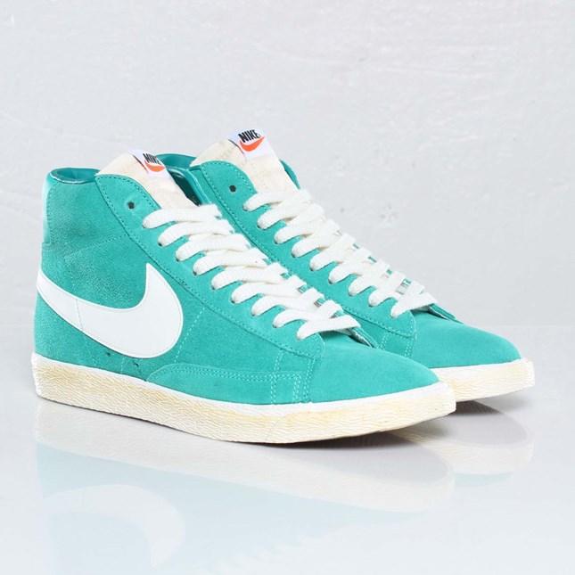 Nike Blazer Hi Suede Vintage