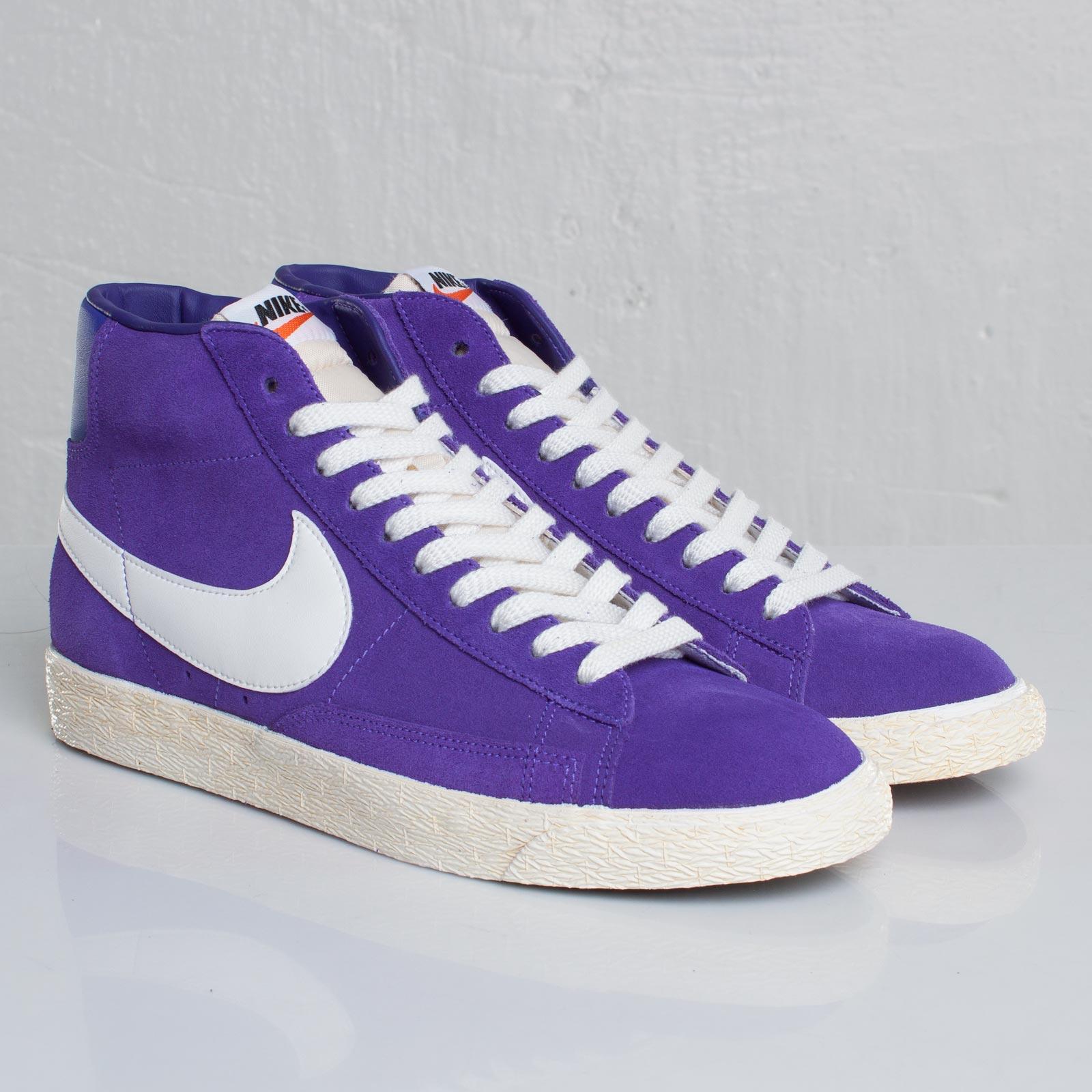 buy online a28db 02749 Nike Blazer Hi Suede Vintage - 110346 - Sneakersnstuff ...