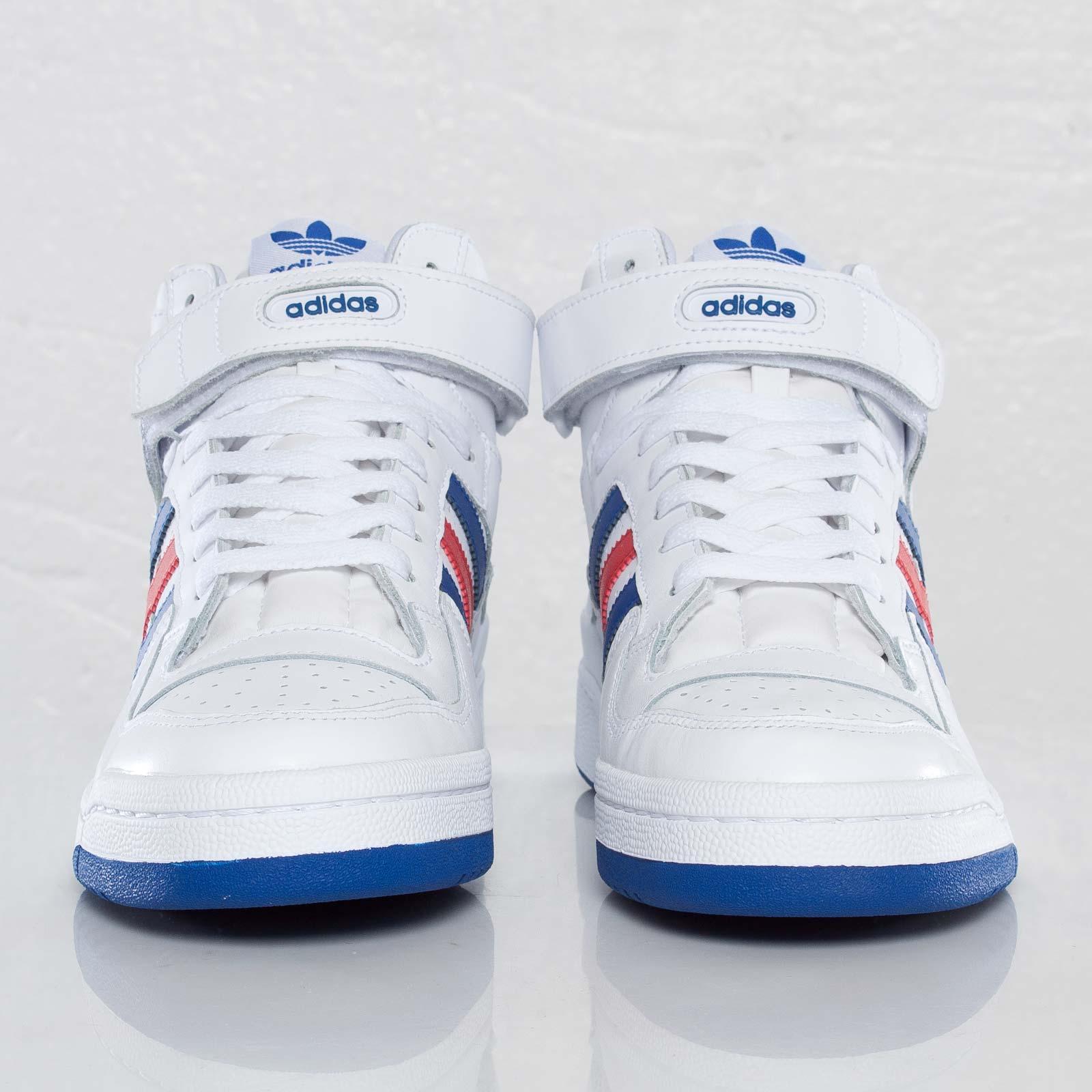sale retailer 32c3a c41f3 adidas Forum Mid - 110426 - Sneakersnstuff   sneakers   streetwear online  since 1999