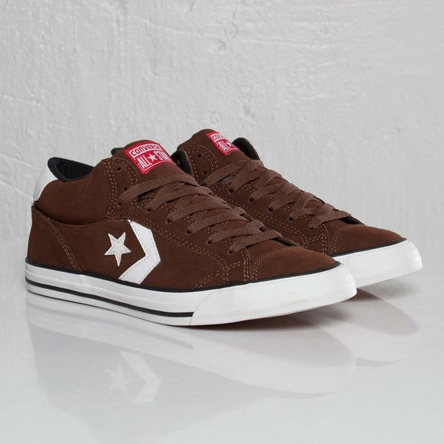 5c8b204aa298 Converse Rune Pro II Suede Mid - 110550 - Sneakersnstuff