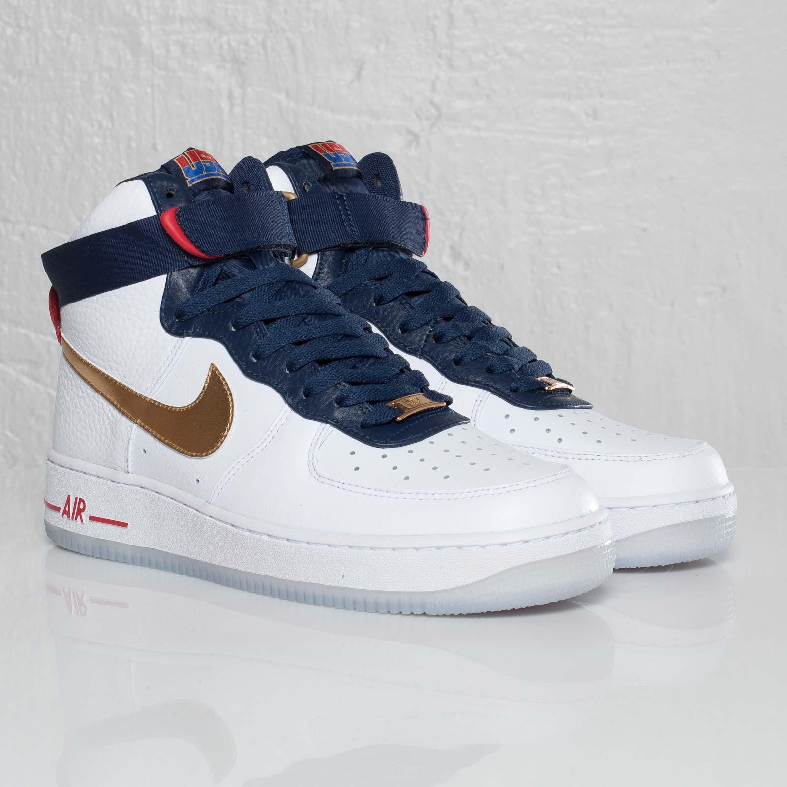 factory authentic 29d95 e0ef8 Nike Air Force 1 HI ´07 Premium