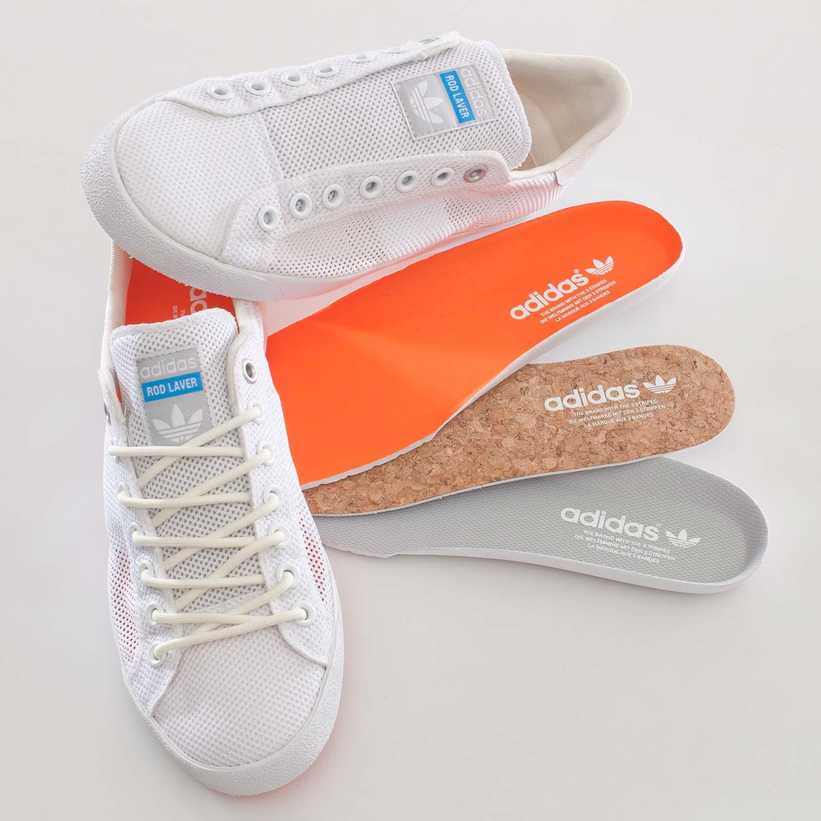 Adidas Rod Laver 'La marques aux 3 bandes' (7)   Chaussures