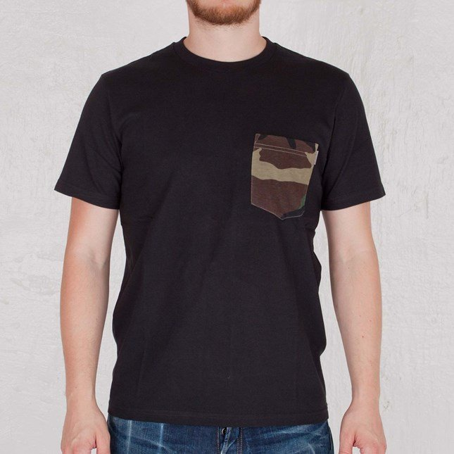 Carhartt S/S Pocket Camou T-Shirt