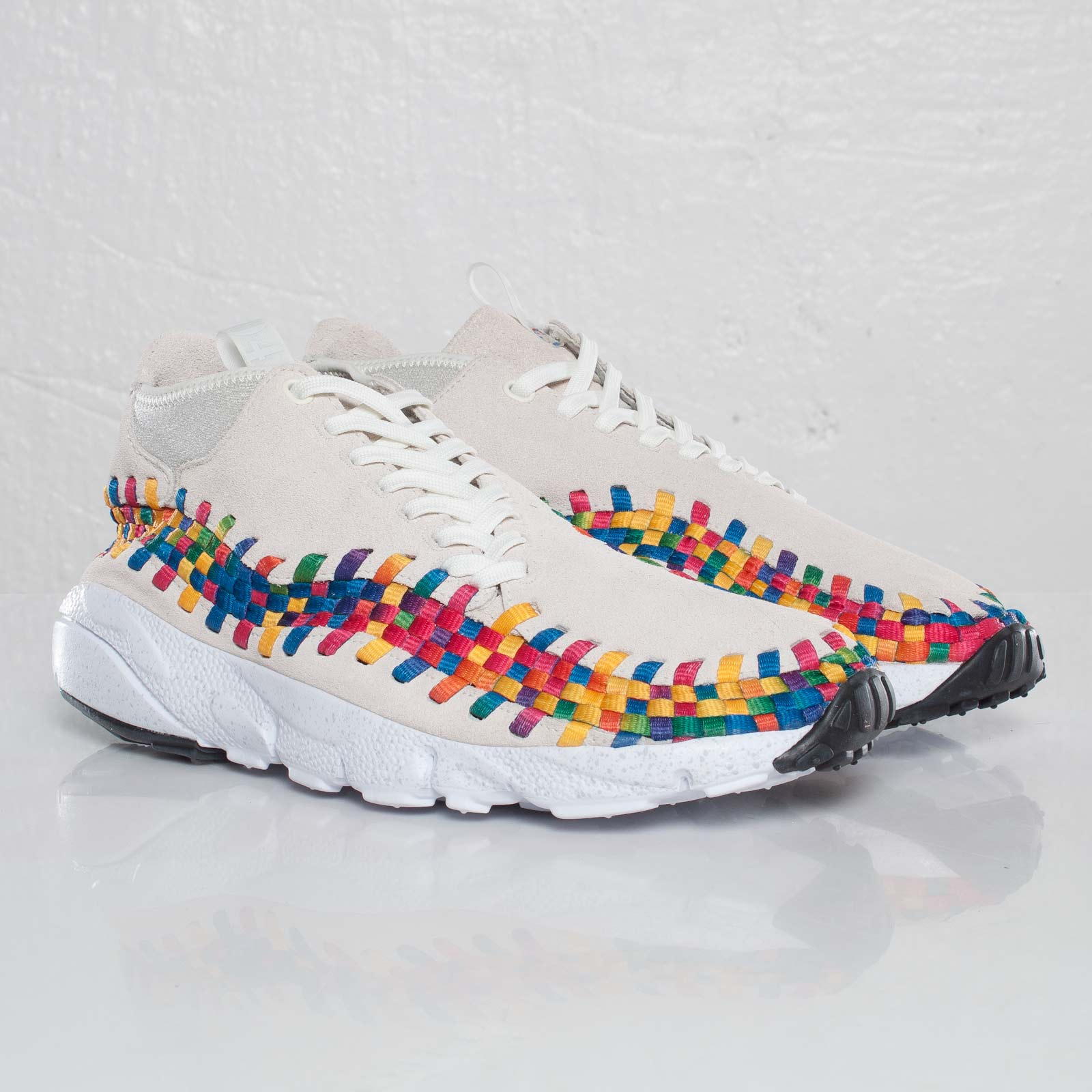 new style 18c4d cb4f0 Nike Air Footscape Woven Chukka Prm QS