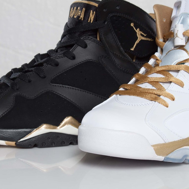 new style bc74a 69634 Jordan Brand Golden Moments Pack - 13
