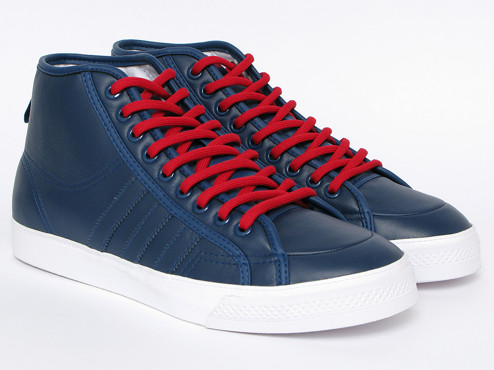 wholesale price quality products to buy adidas Nizza Hi Plus - 82171 - Sneakersnstuff | sneakers ...