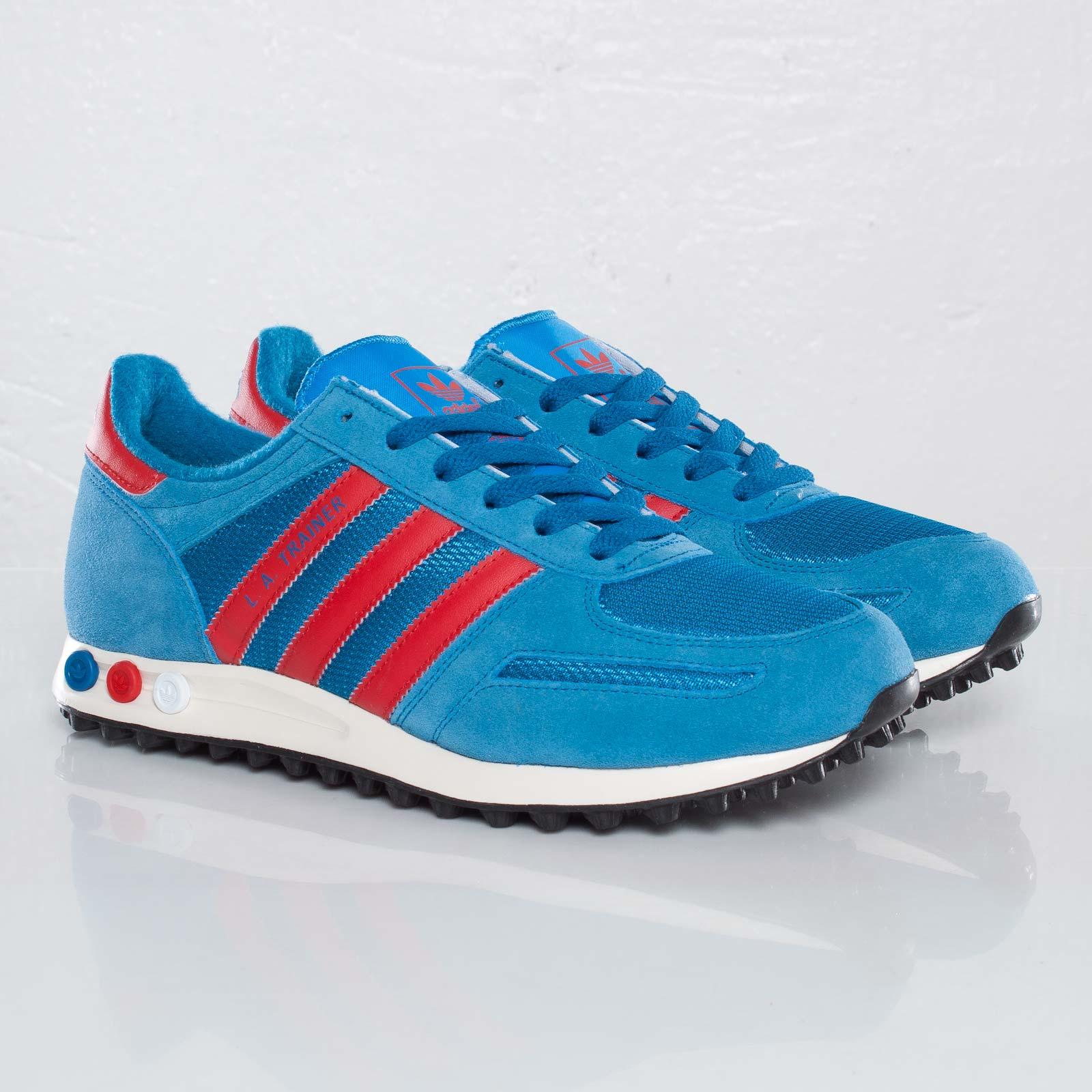 4c1a449aaee adidas LA Trainer - 111220 - Sneakersnstuff