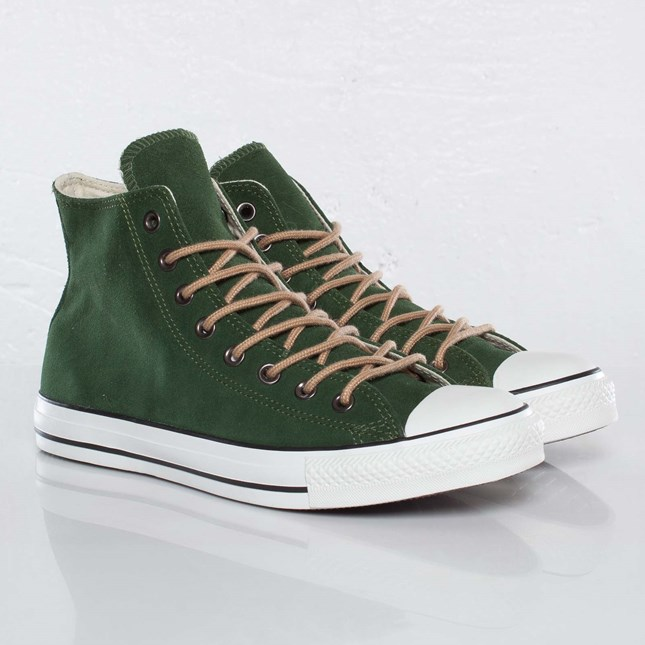 Converse All Star Suede Hi