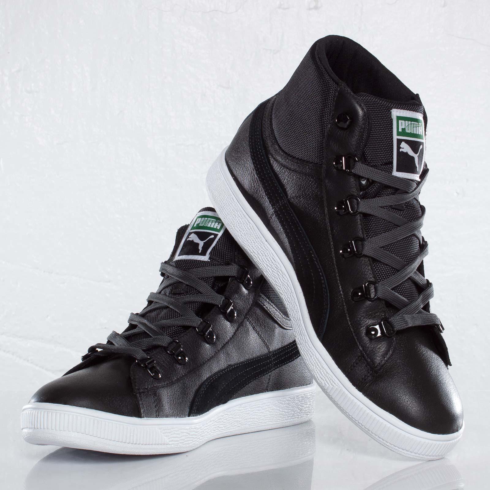 best sneakers 6c4fc 423b4 Puma Basket Classic Mid GTX - 354146-02 - Sneakersnstuff ...