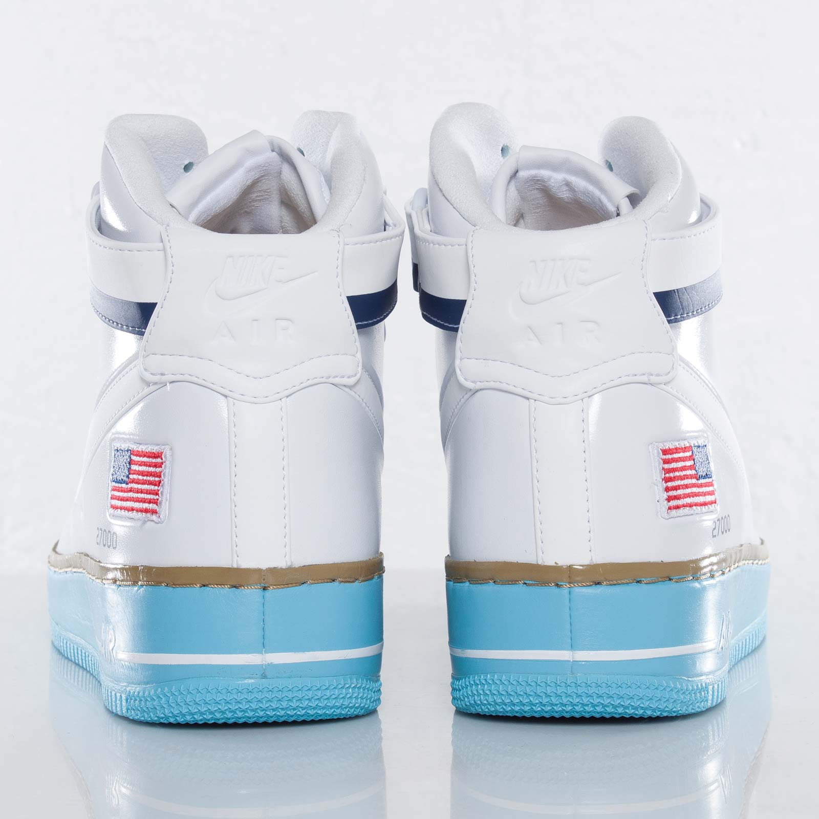 Nike Air Force 1 High Bday QS 573752 100 Sneakersnstuff