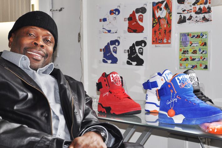 Ewing 33 Hi Sneakersnstuff Sneakers Streetwear Online Since 1999