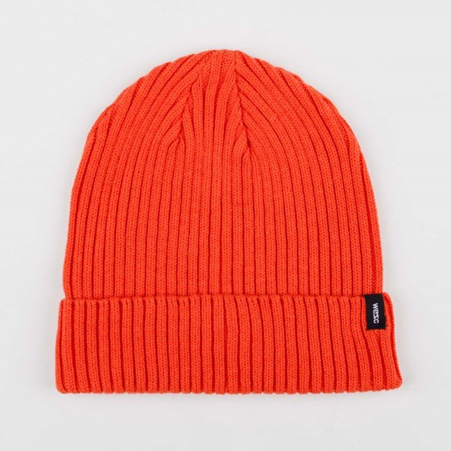 WeSC Cormac Knitted Beanie