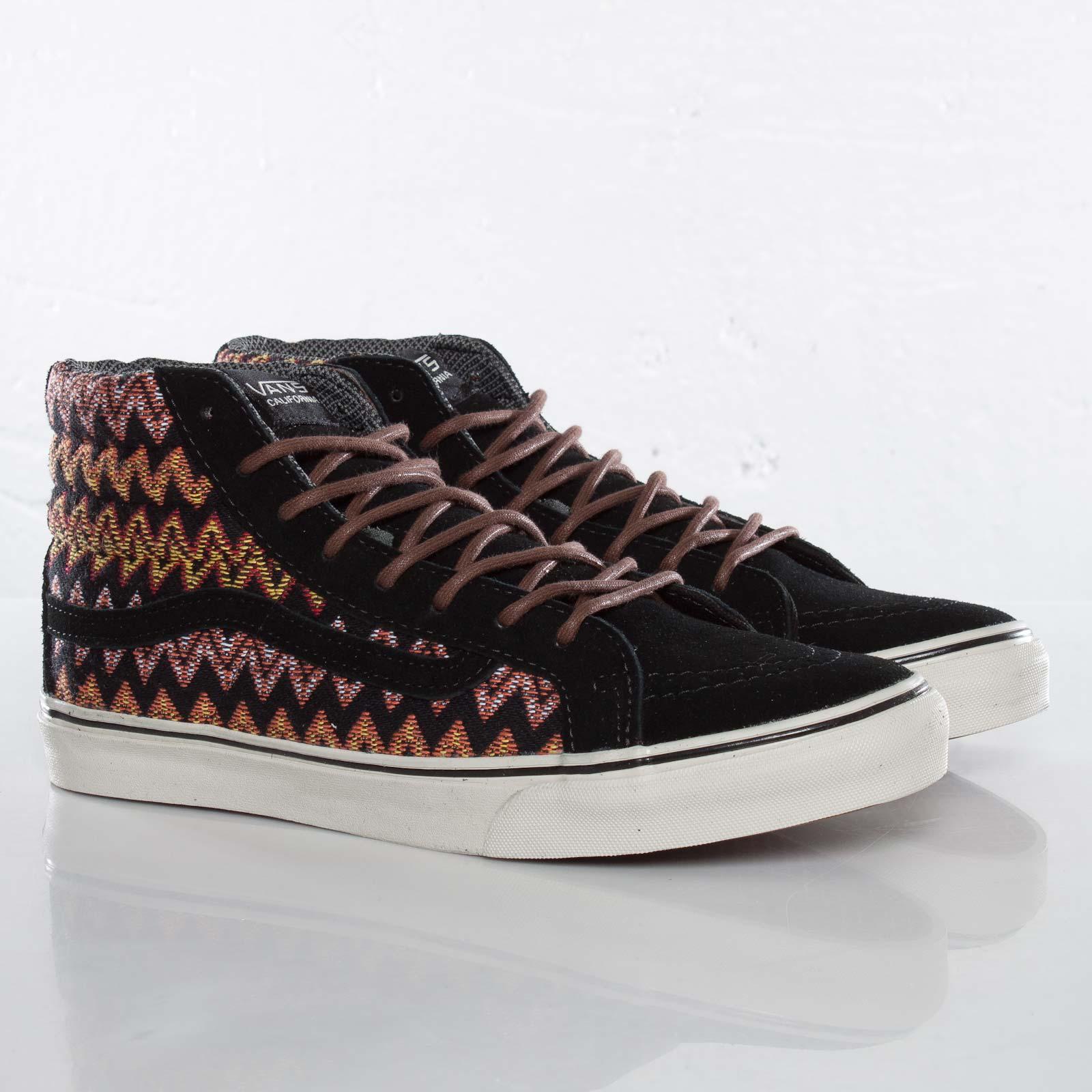 1a9a98b9b1 Vans Sk8-Hi Slim Ca (Zig Zag) - Rra74n - Sneakersnstuff